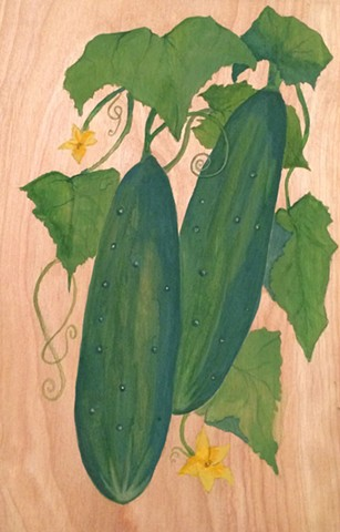 Marketmore Cucumbers (Sow True Seeds)