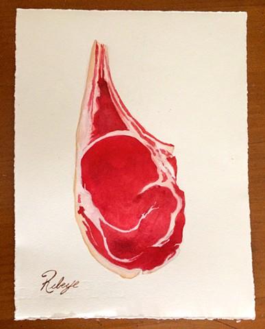Meat: Ribeye