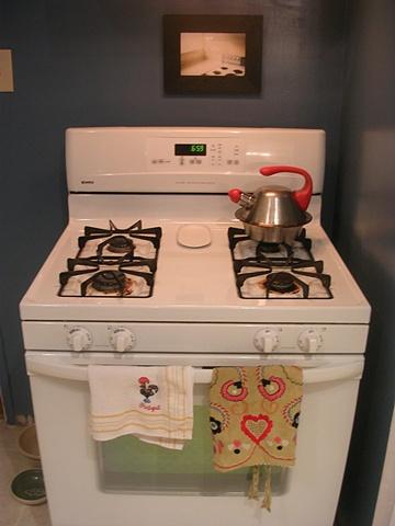 Todd and Sarah's Kitchen