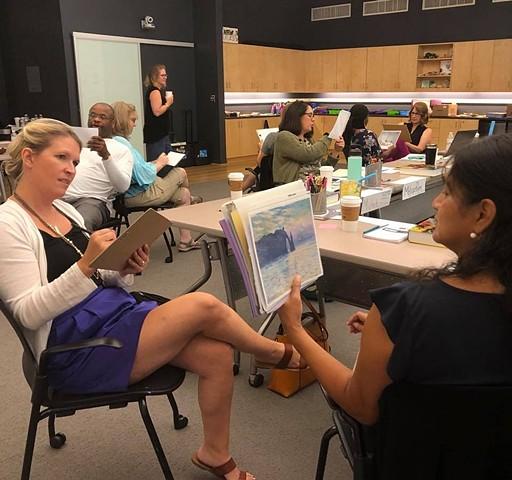 2018-19 NCMA Collaborative Teaching Fellowship