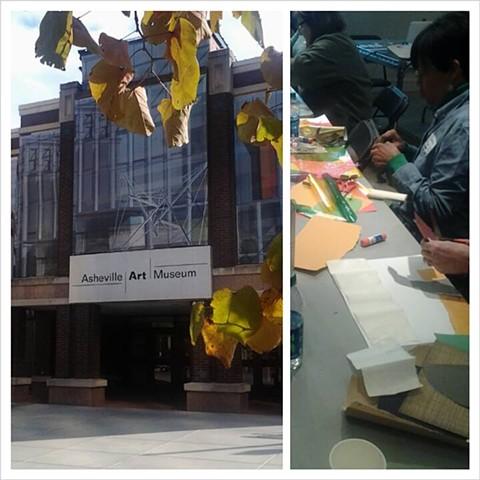 NCMA Partnership with Asheville Art Museum - Teacher Workshop: Visual Literacy