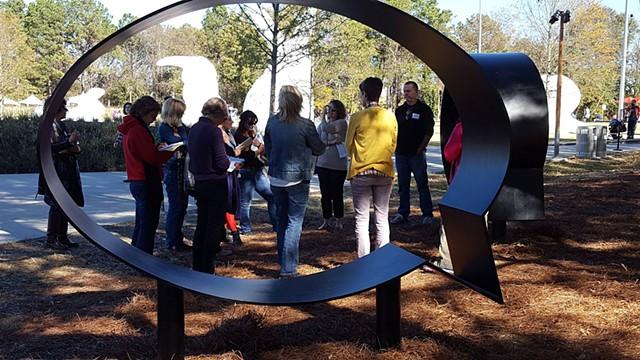 NCMA Teacher Workshops: Exploring the Concept of Power