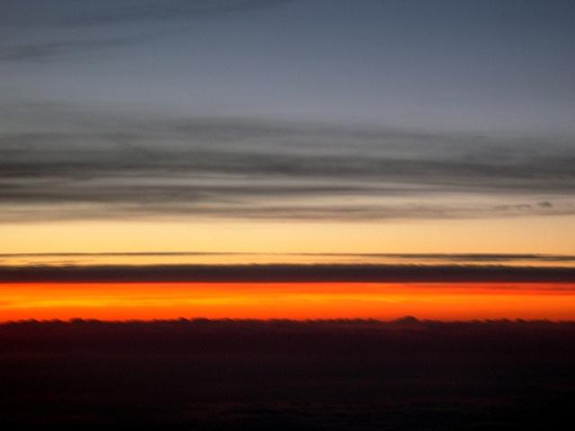 Orange Sky 2