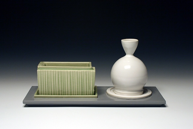 Planter & Vase