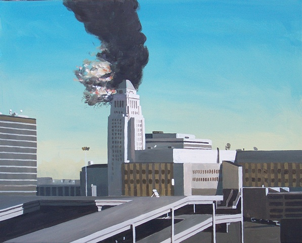 Exploding City Hall