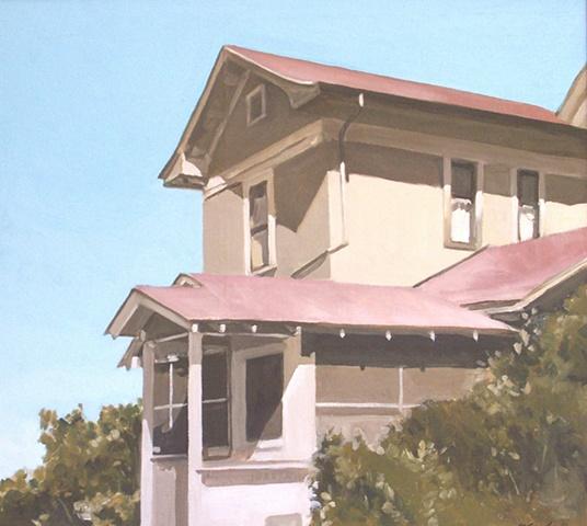 House on Prospect Avenue