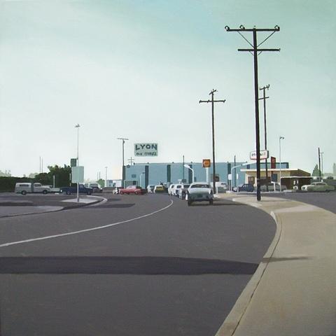 Laguna Road 1966