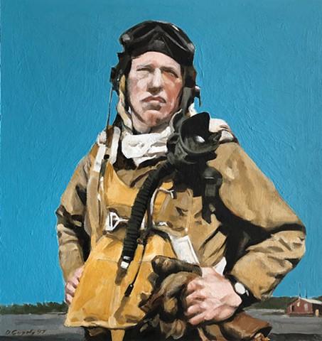 WWII Bomber Pilot