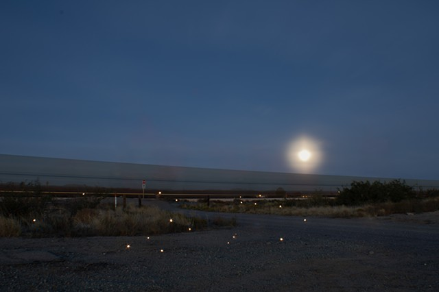 Maboroshi no Hikari (Full Moon at Ulmoris Siding, Lordsburg)