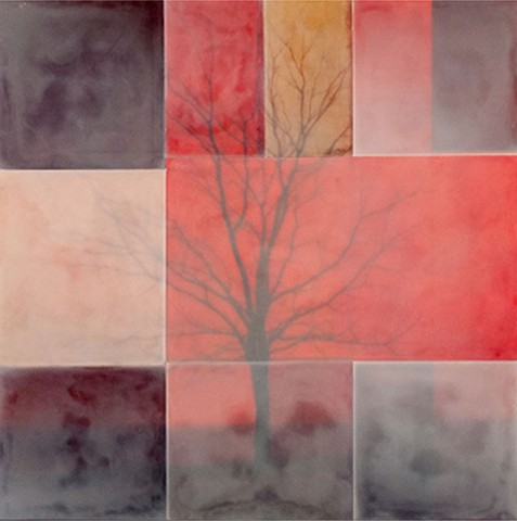 """A Small Red Tree"""