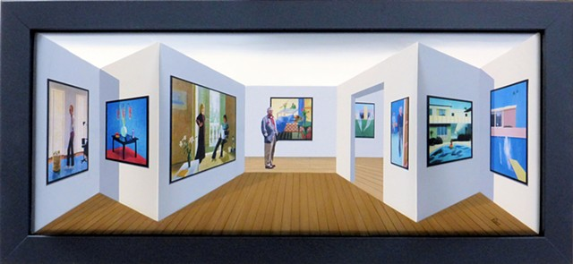 GALLERY SS HOCKNEY