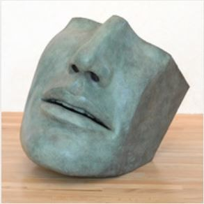 Head Fragment Series Sculpture