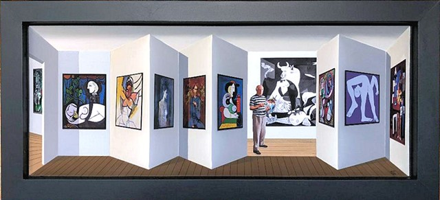 """Gallery CL; Picasso"""