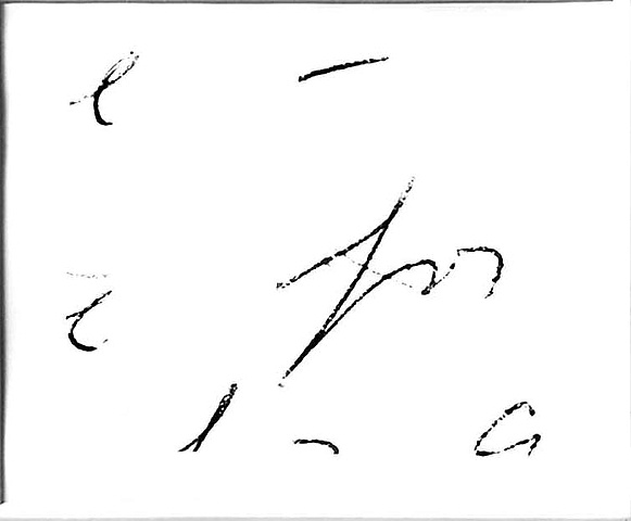 Twombly Letters #20