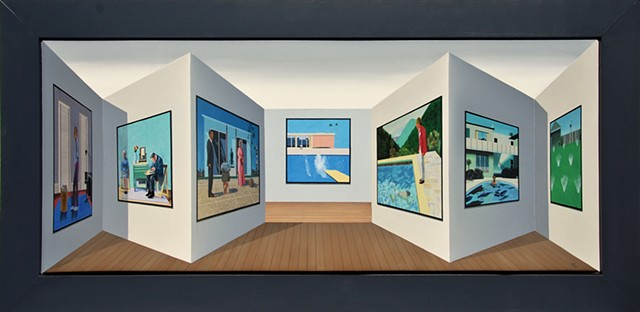 GALLERY 48 HOCKNEY