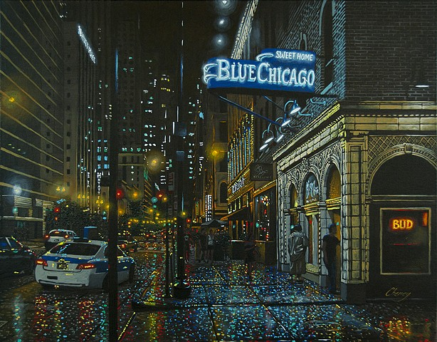 """Sweet Home Blue Chicago"""