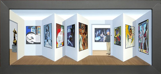 """Gallery 96; Picasso"""