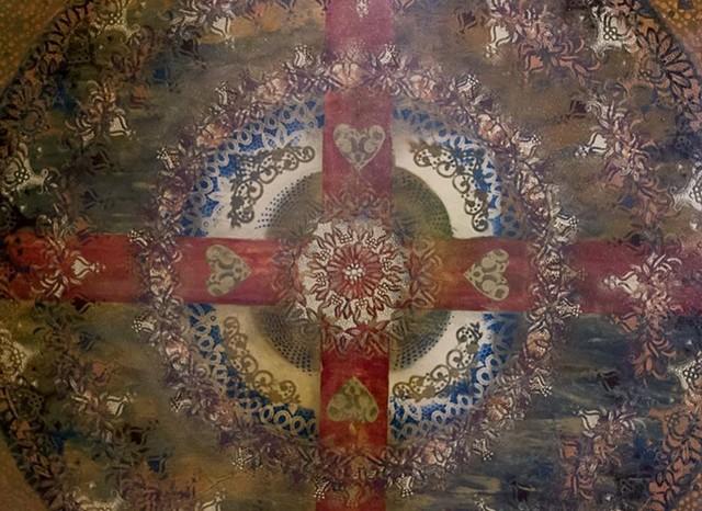 "Tapestry 2 ""Love Mandala"""