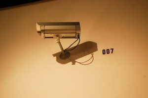 John Osorio-Buck, Corvus Corvus, 2010, Security Cameras, Soundtrack