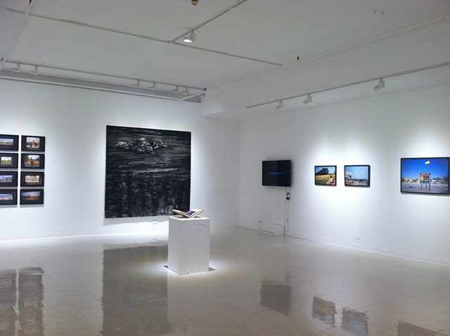 For The Record, installation view (Lowy, O'Neil, Berman)