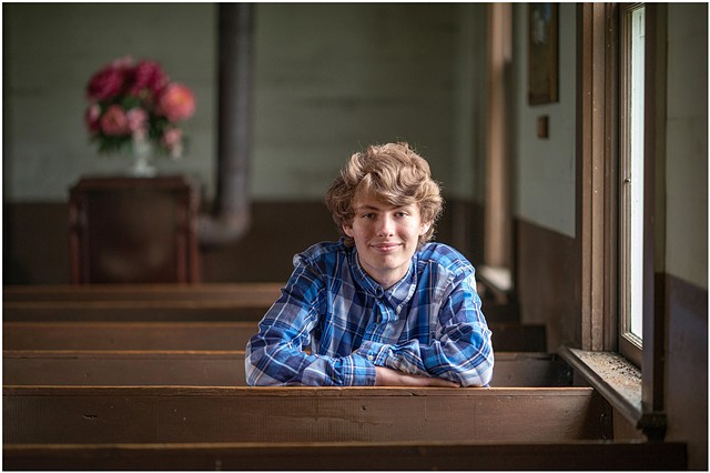 Connor, Finnish Apostolic Lutheran Church, Savo Township, South Dakota