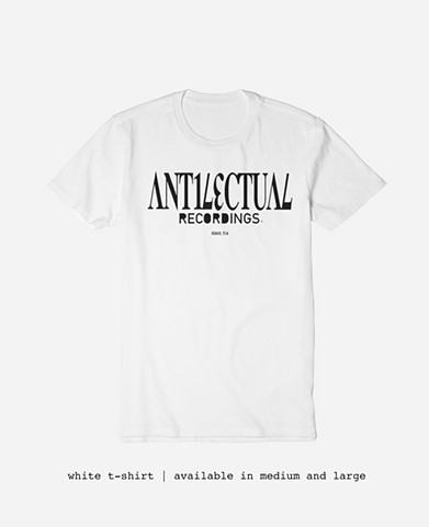 kyle trowbridge art antilectual recordings shirts