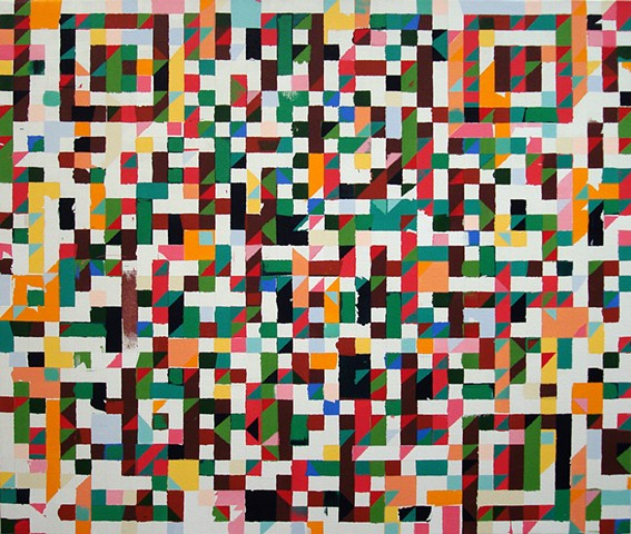 qr painting kyle trowbridge quick response