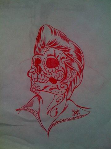 El Vez sketch