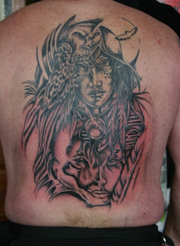 Jeff's Backpiece