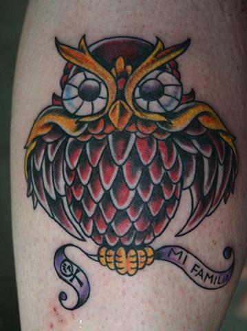 Ben's Owl