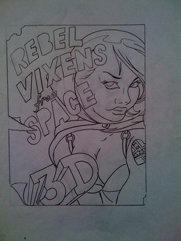 Rebel Vixen