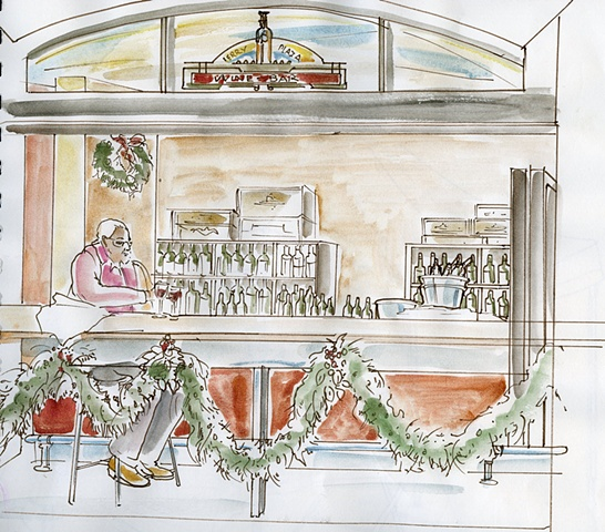 Ferry Building - Wine Bar