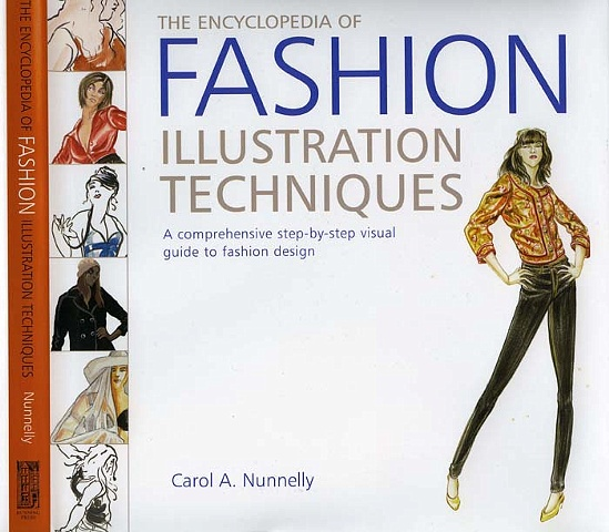 The Encyclopedia of Fashion Illustration Techniques