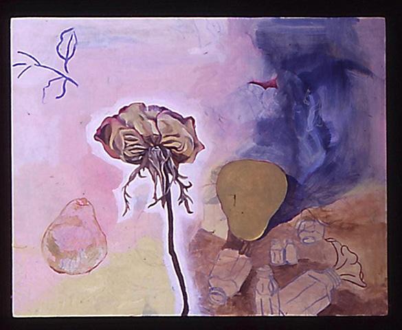 Portrait of a Rose (The Resurrection)