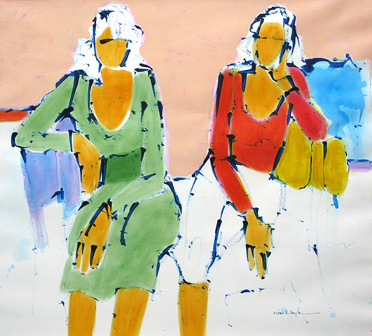 Figurative Abstract Art | Buy fine art online