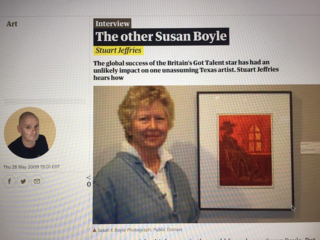"The Guardian interviews ""The other Susan Boyle"""