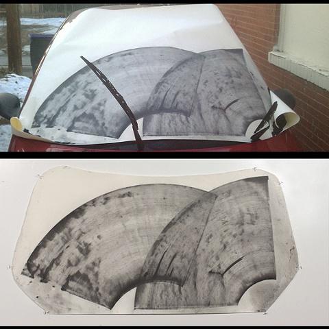 jean tinguely, charcoal drawing, performance art, jason reno