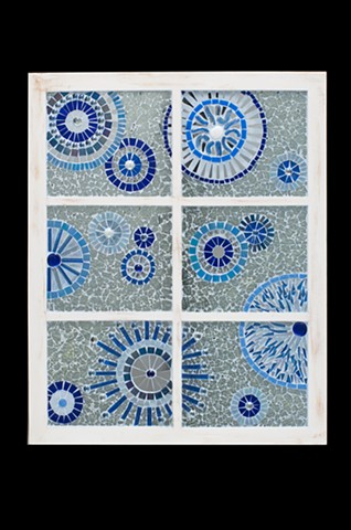 Circles in Frost SOLD