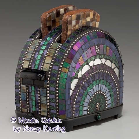 Art Deco Toaster Sold