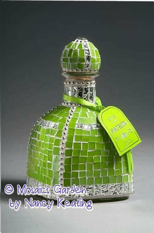 Patron Bottle Decanter SOLD