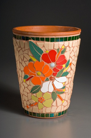 Hibiscus Pot SOLD