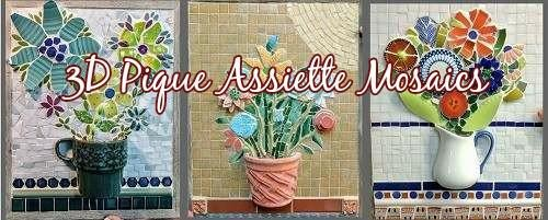 Pique Assiette Mosaic Workshop