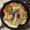 Iron Skillet Puff Pancake