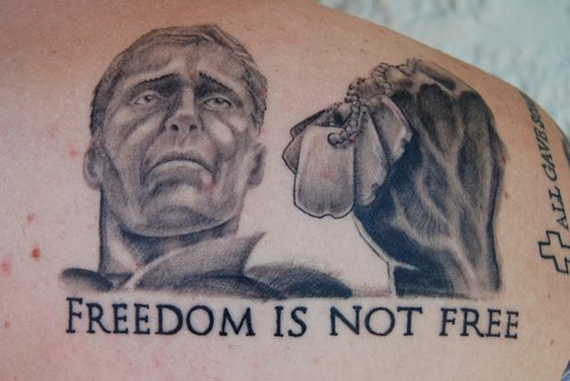 memorial tattoo dave zobel