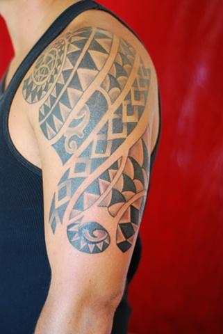 polynesian tattoo dave zobel