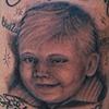 david zobel baby portrait