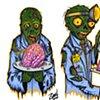 zom docz zerving brainz