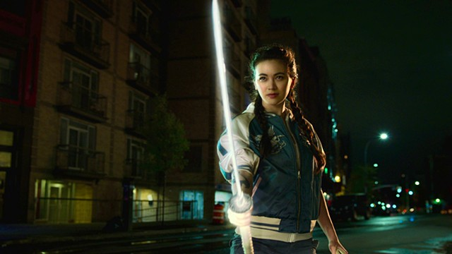 Iron Fist (Colleen Wing)