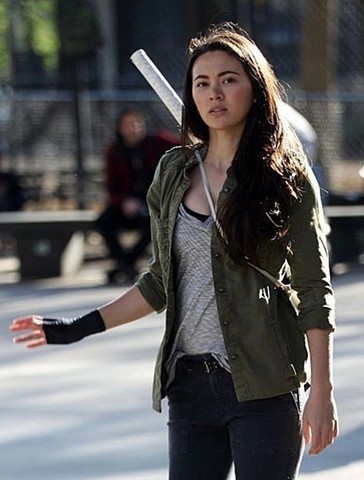 Colleen Wing (Jessica Henwick)