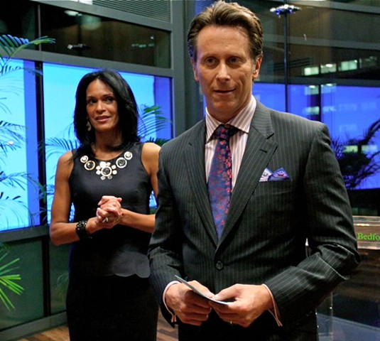 Dean Johnson (Rosa Arredondo)  Ben Langston (Steven Weber)